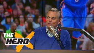 Colin Cowherd: Steve Sarkisian is a far better coach than Lane Kiffin   THE HERD