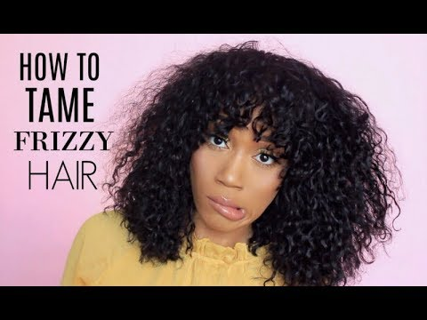 HOW TO MAINTAIN CURLY HAIR   YIROO HAIR