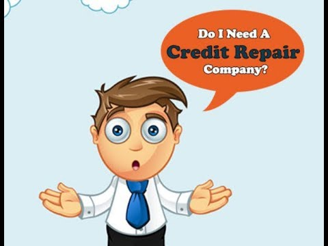 HOW TO EASILY FIX CREDIT 2018