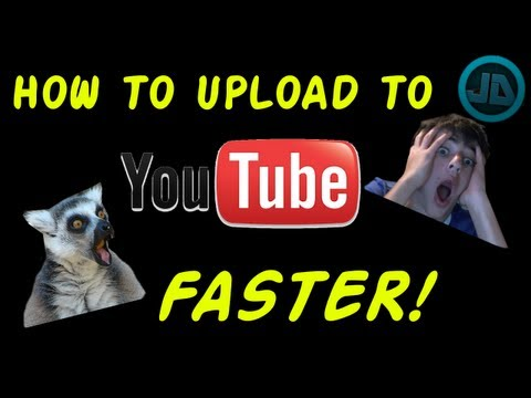 How To Upload To YouTube FASTER (Guaranteed) - 2017 UPDATED Tutorial [NO Quality Loss!]