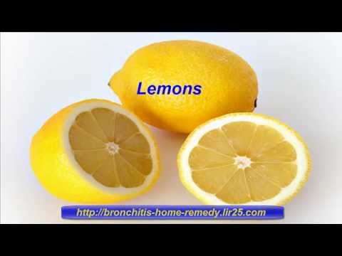 Home Remedies To Cure Bronchitis