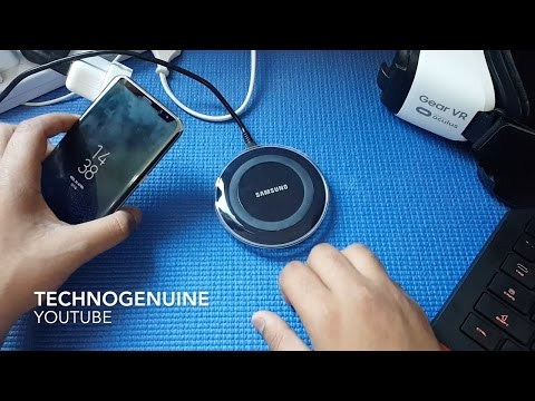 Will Samsung S6 Wireless Charger Work on Samsung Galaxy S8?