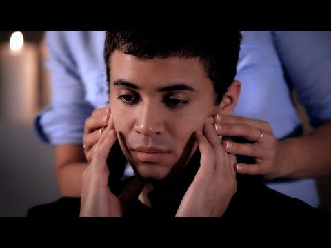 How to Self-Massage Your Jaw | Head Massage