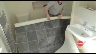 DIY: How to lay vinyl or lino flooring