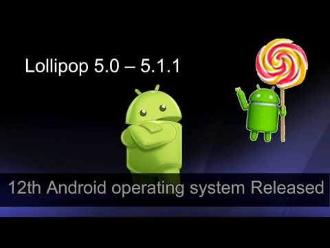 Version history of the Android OS v1 0 to v9 0