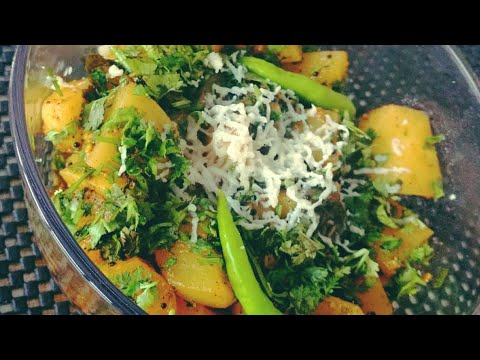 Garam Masala Potato Recipe || Garam Masale Ke Aalo || Sanobar's Kitchen