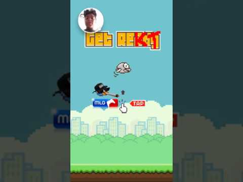 But-but-but MLG flappy bird 420