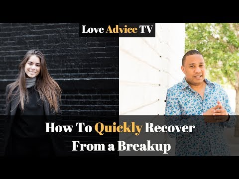 Recover From A Break Up Quickly By Turning It Into An Opportunity In 5 Different Ways