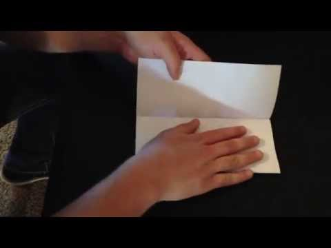 How To Fold A Brochure By Hayden Broadhurst