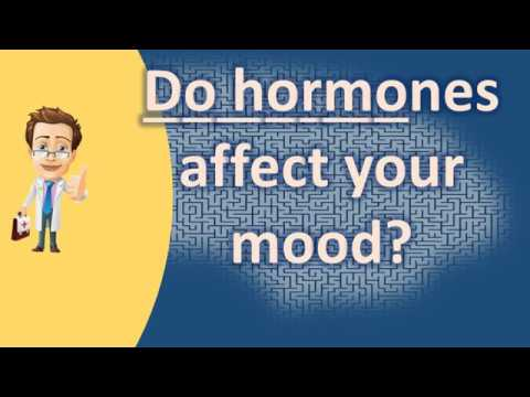 Do hormones affect your mood ? |Number One FAQ Health Channel