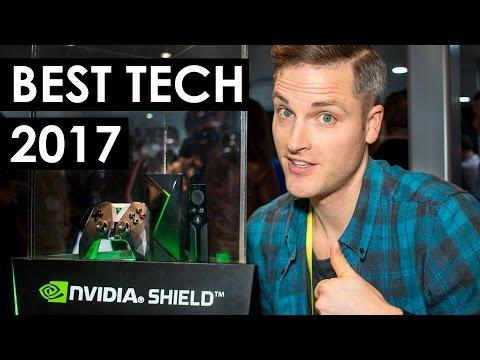 Best New Tech 2017 — NVIDIA SHIELD TV Streaming Media Player