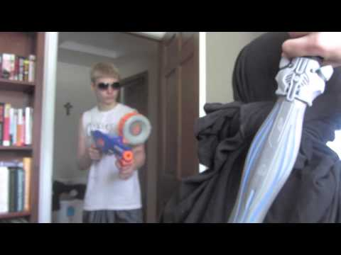 Nerf Guns That Shoot Real Bullets