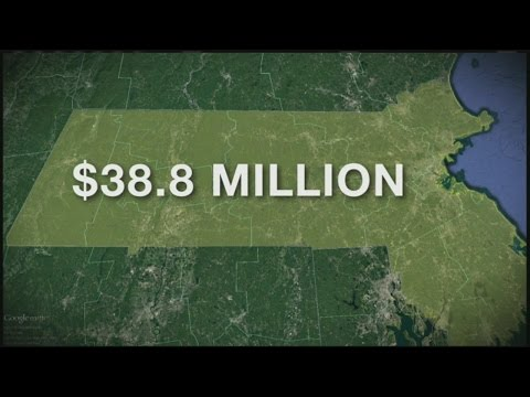 EBT cash withdrawals in western Massachusetts