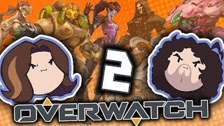 Overwatch: No Work Kills - PART 2 - Game Grumps