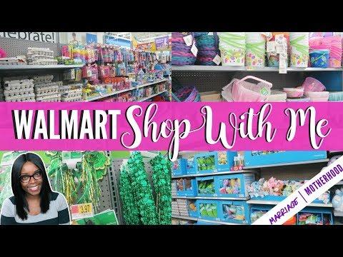 WALMART SHOP WITH ME | Walmart Haul | Birthday gift ideas & Toiletries