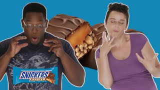 Couples Imitate Each Other: Food Edition // Presented By BuzzFeed & Snickers