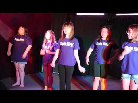 Elgin Glee - Medley:  Rumour Has It - Dynamite - Party Rockers