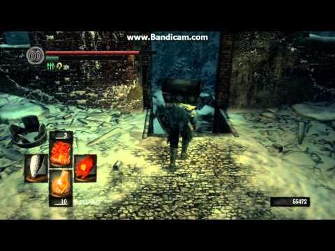 Dark Souls (Epic Soul Farming Method) 12k souls every 35-45 seconds!!!!