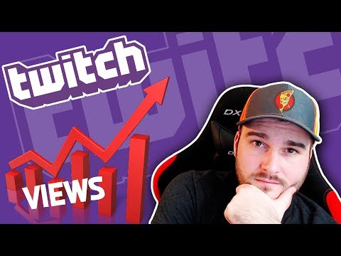 🔎How To Get Viewers on Twitch🔎