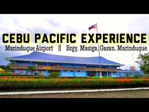 Cebu Pacific Experience by Batang Marinduqueño ( No Copyright Background Music )