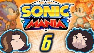 Sonic Mania: Naming Cars - PART 6 - Game Grumps