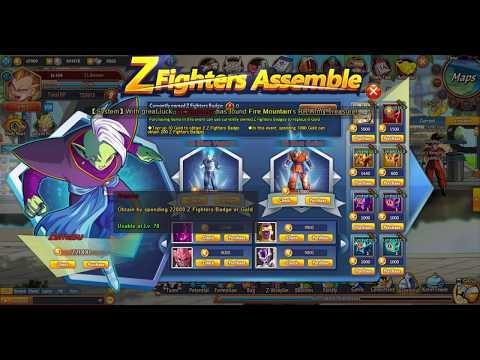 Dragon Ball Z Online Gameplay Part 76