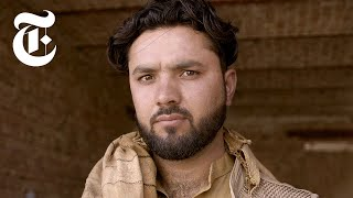 'We Are Here Alone': An Afghan Translator's Plea for Help   NYT