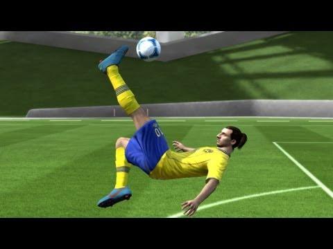 FIFA 14/13 | Ibrahimovic Overhead Bicycle Kick Tutorial