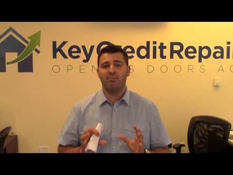 Credit Repair Tip #24-