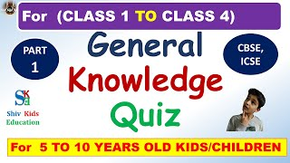 simple gk quiz questions and answers for children Videos - 9tube tv