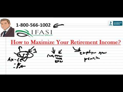 How to Maximize Average Retirement Income - Average Monthly Retirement Income Best Strategies