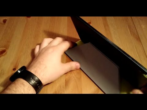 Nexus 9 Magic Flip Cover HandsOn