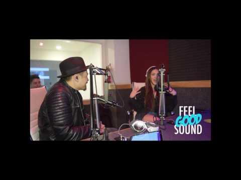 Luna Blaise Interview with DJ Hapa