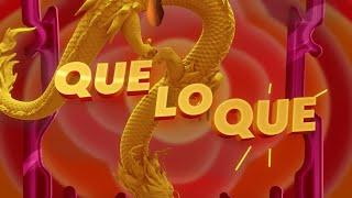 Major Lazer & Paloma Mami - QueLoQue (Official Letra/Lyric Video)