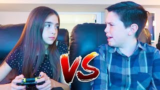 THE FAVORITE CHILD!! - BROTHER vs SISTER