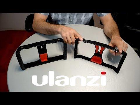 Smartphone camera mount Ulanzi Urig Pro vs Ulanzi Urig Clasic