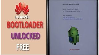 How To Flash Huawei Dlord(UPDATE APP) In Fastboot Mode