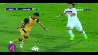 "Timeout - فقرة ""top 5"" أفضل 5 أهداف في الجولة الأولى من الدوري المصري"