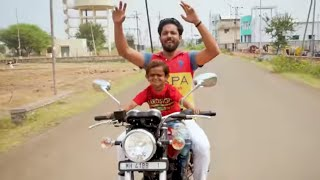 CHOTU DADA MASK WALA | छोटू दादा मास्क वाला | Khandesh Hindi Comedy | Chotu Dada Comedy Video