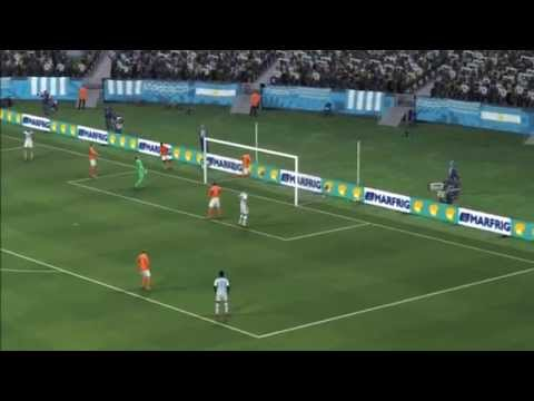 FIFA 14 - Incredible Robinho Goal