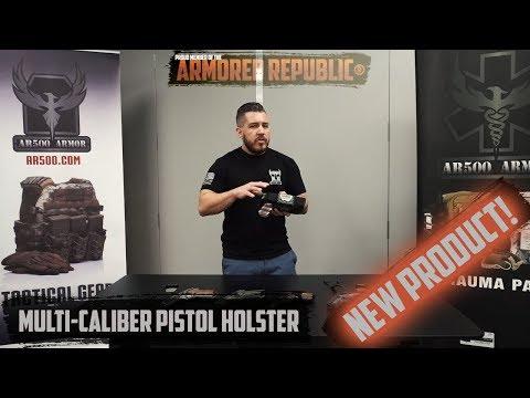 AR500 Armor® Multi Pistol Holster