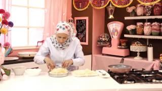برنامج الحلويات - كرواسون محشى كنافة وبسبوسة + كنافة بالجبن الموتزاريلا - الجزء الأول