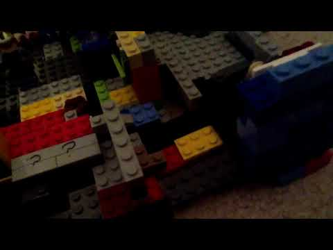 COD Black Ops LEGO ZOMBIES Custom MOON MAP
