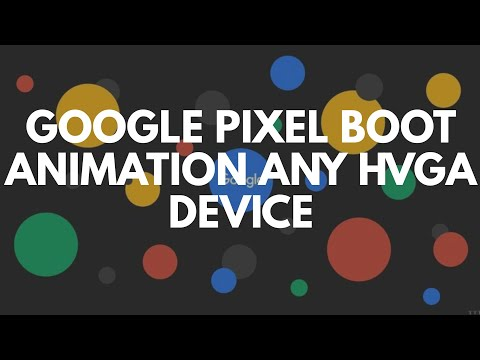 Google PIXEL Bootanimation for Samsung Galaxy Grand Prime All Model.