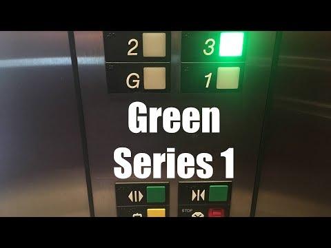 Awesome Otis Series 1 Hydraulic Elevator @ 257 E Main - Barrington, IL