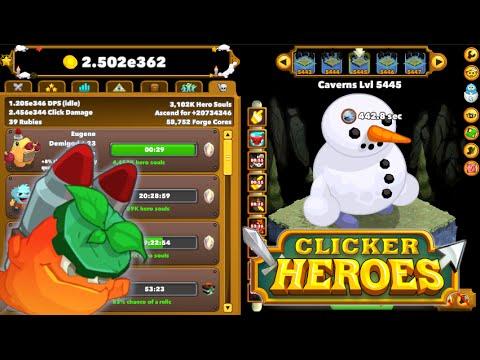 Clicker heroes 1 clan