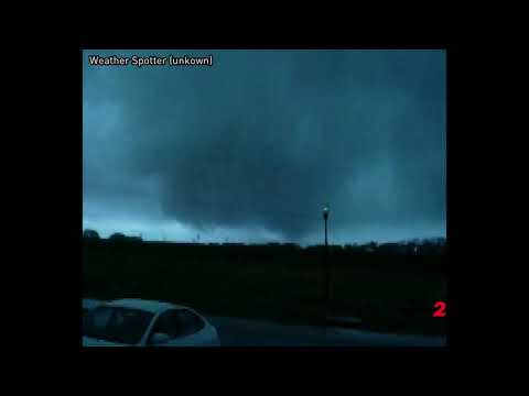 High Point Tornado