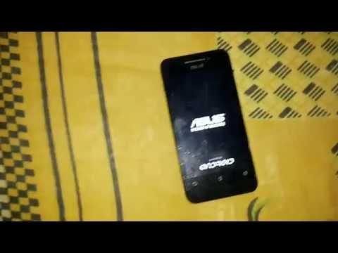 Asus Zenfone 4 T001 hard reset