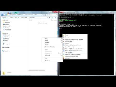 TheTechPlague - How to create and extract GMA's using GMAD.exe extractor
