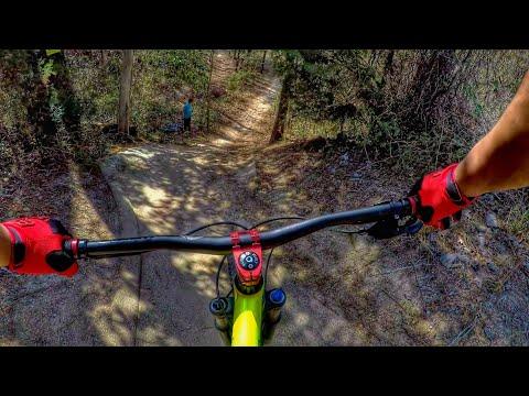 MTB - Rompiendo caña en el Trail The Hulk - Myrtle Beach